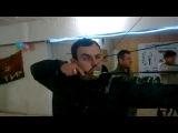 Стрельба из блочного лука лучный тир